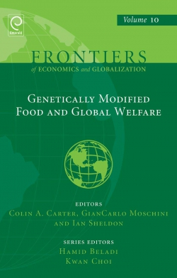 Jacket image for Genetically Modified Food and Global Welfare