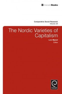 Jacket image for The Nordic Varieties of Capitalism