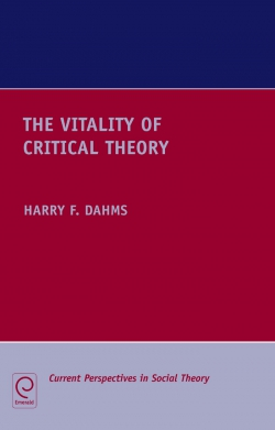 Jacket image for The Vitality of Critical Theory