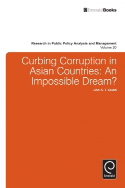 Jacket image for Curbing Corruption in Asian Countries