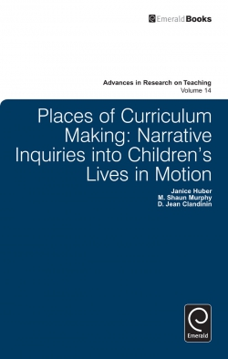 Jacket image for Places of Curriculum Making