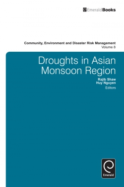 Jacket image for Droughts in Asian Monsoon Region