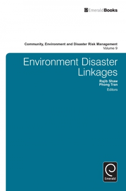 Jacket image for Environment Disaster Linkages