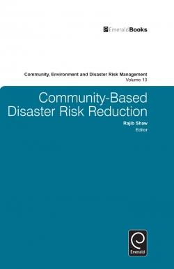 Jacket image for Community Based Disaster Risk Reduction