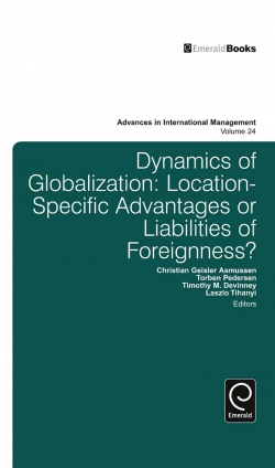 Jacket image for Dynamics of Globalization