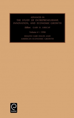 Jacket image for Health Care Issues and American Economic Growth