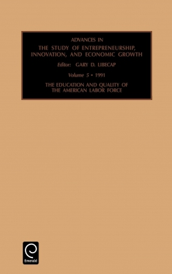 Jacket image for Education and Quality of the American Labor Force