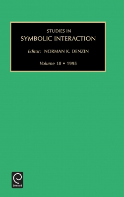 Jacket image for Studies in Symbolic Interaction