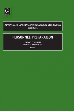 Jacket image for Personnel Preparation