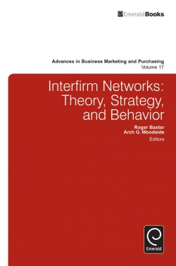Jacket image for Interfirm Business-to-Business Networks
