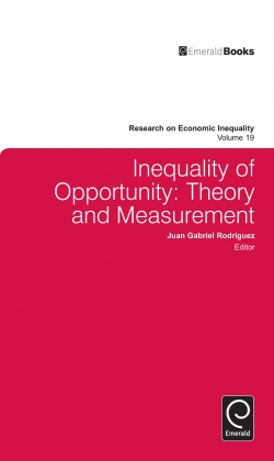 Jacket image for Inequality of Opportunity