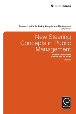 Jacket image for New Steering Concepts in Public Management