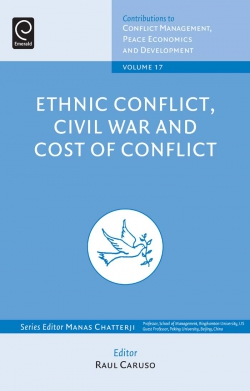 Jacket image for Ethnic Conflicts, Civil War and Cost of Conflict