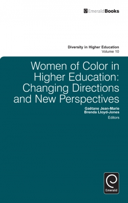 Jacket image for Women of Color in Higher Education