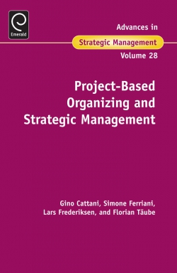Jacket image for Project-Based Organizing and Strategic Management