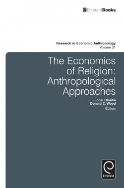 Jacket image for Economics of Religion