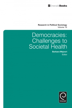 Jacket image for Democracies