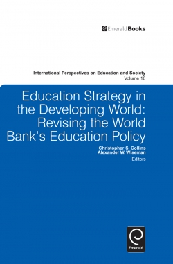 Jacket image for Education Strategy in the Developing World