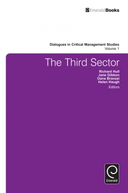 Jacket image for The Third Sector
