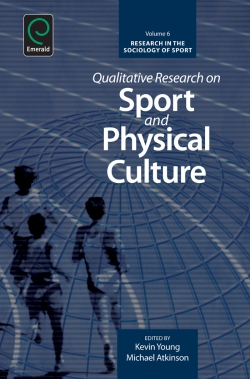 Jacket image for Qualitative Research on Sport and Physical Culture