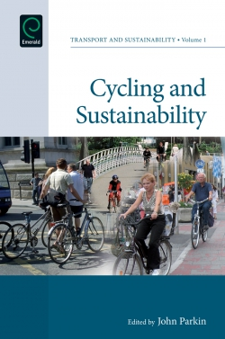 Jacket image for Cycling and Sustainability