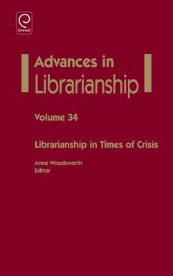 Jacket image for Librarianship in Times of Crisis