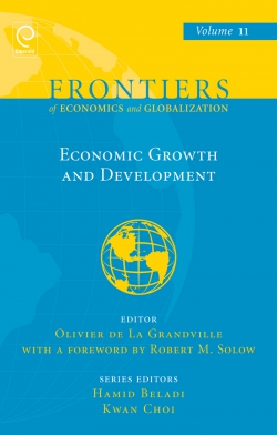 Jacket image for Economic Growth and Development