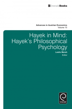 Jacket image for Hayek in Mind
