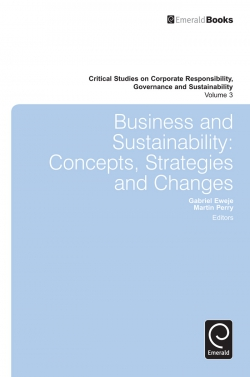 Jacket image for Business & Sustainability