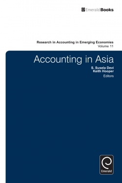 Jacket image for Accounting in Asia