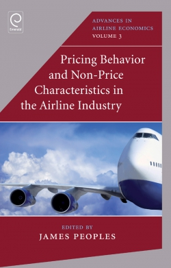 Jacket image for Pricing Behaviour and Non-Price Characteristics in the Airline Industry