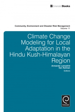 Jacket image for Climate Change Modelling for Local Adaptation in the Hindu Kush - Himalayan Region