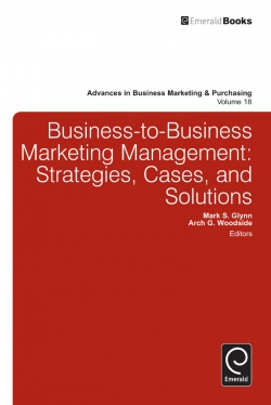 Jacket image for Business-to-Business Marketing Management