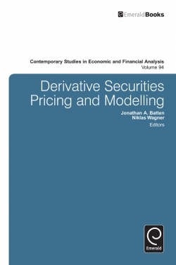 Jacket image for Derivatives Pricing and Modeling