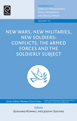 Jacket image for New Wars, New Militaries, New Soldiers?