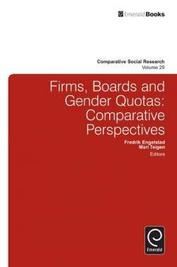 Jacket image for Firms, Boards and Gender Quotas