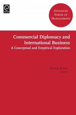 Jacket image for Commercial Diplomacy in International Entrepreneurship