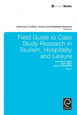 Jacket image for Field Guide to Case Study Research in Tourism, Hospitality and Leisure