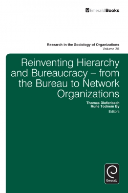 Jacket image for Reinventing Hierarchy and Bureaucracy