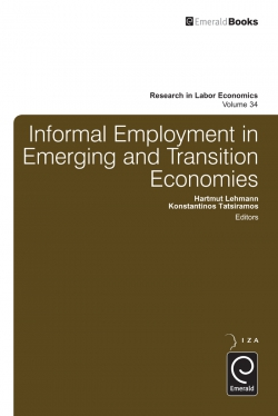 Jacket image for Informal Employment in Emerging and Transition Economies