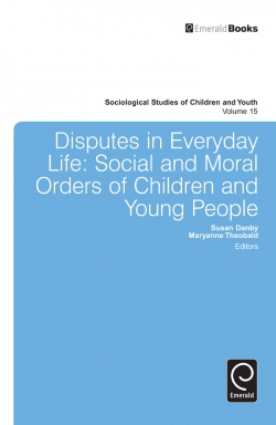 Jacket image for Disputes in Everyday Life
