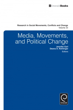 Jacket image for Media, Movements, and Political Change
