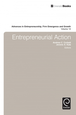 Jacket image for Entrepreneurial Action