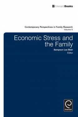Jacket image for Economic Stress and the Family