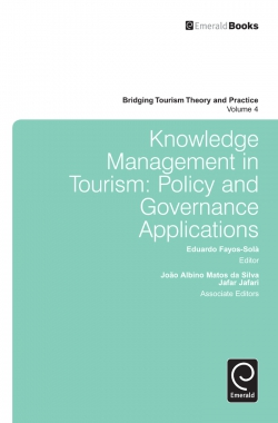 Jacket image for Knowledge Management in Tourism