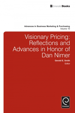 Jacket image for Visionary Pricing