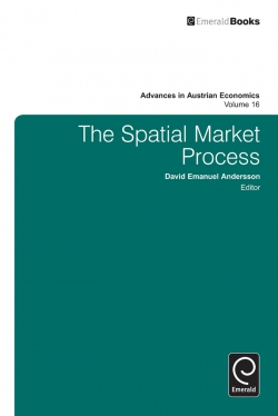 Jacket image for The Spatial Market Process
