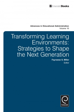 Jacket image for Transforming Learning Environments