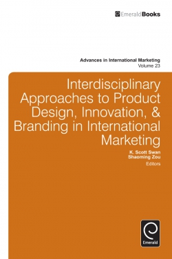 Jacket image for Interdisciplinary Approaches to Product Design, Innovation, & Branding in International Marketing