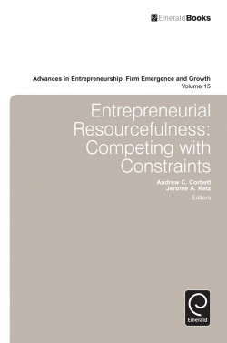 Jacket image for Entrepreneurial Resourcefulness